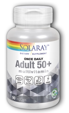 Image of Once Daily Adult 50+