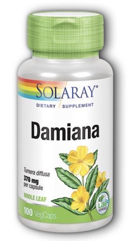 Image of Damiana 370 mg
