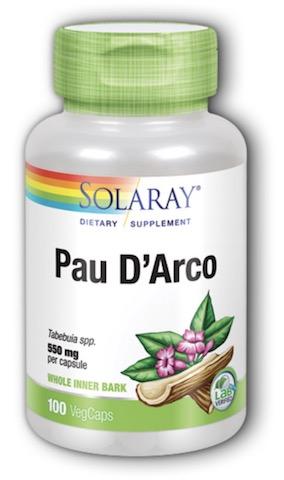 Image of Pau D'arco Inner Bark 550 mg