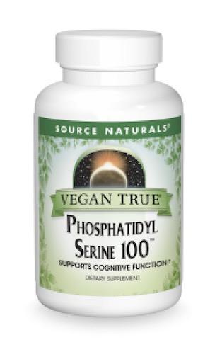 Image of Vegan True Phosphatidyl Serine 100