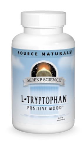 Image of Serene Science L-Tryptophan 500 mg