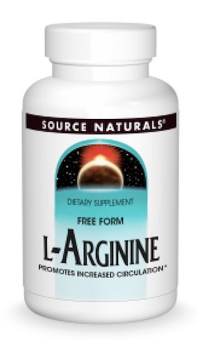 Image of Arginine 1000 mg Tablet