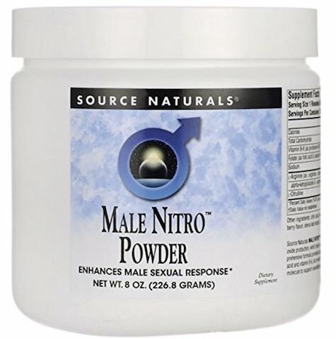 Image of Male Nitro Powder