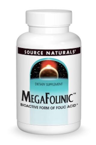 Image of MegaFolinic Bioavailable Folic Acid 800 mcg