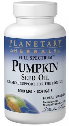 Image of Pumpkin Seed Oil, Full Spectrum 1000 mg