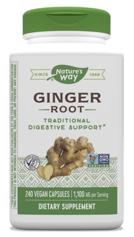 Image of Ginger Root 550 mg