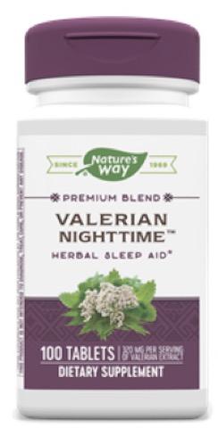 Image of Valerian NightTime Sleep Aid