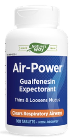 Image of Air-Power Guaifenesin Expectorant