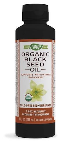 Image of Black Seed Oil Liquid Organic
