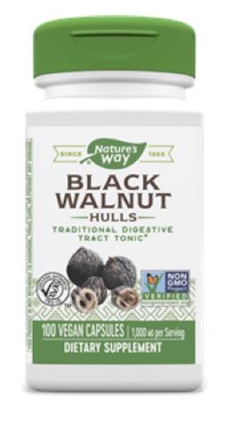 Image of Black Walnut Hulls 500 mg