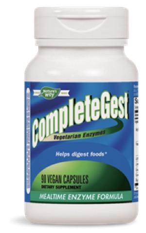 Image of CompleteGest Enzyme Formula