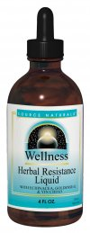 Image of Wellness Herbal Resistance Liquid, Alcohol Free
