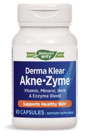 Image of Derma Klear Akne-Zyme Capsule