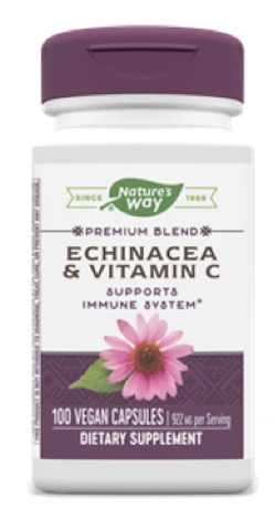 Image of Echinacea & Vitamin C 361/100 mg