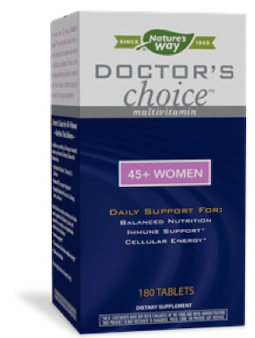 Image of Doctor's Choice Multivitamin Women 45+