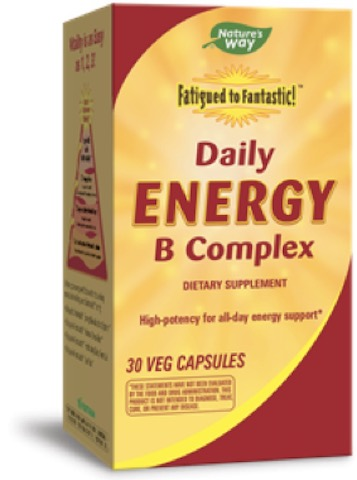 Image of Fatigued to Fantastic! Daily Energy B Complex