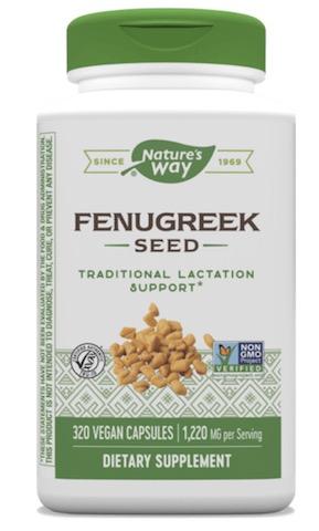 Image of Fenugreek Seed 610 mg