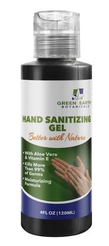 Image of Hand Sanitizer Gel
