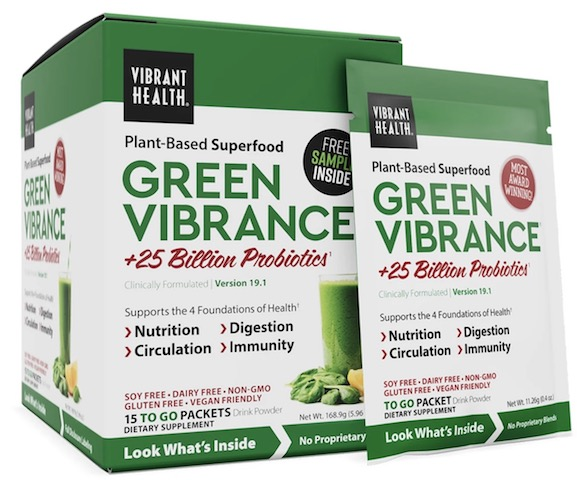 Image of Green Vibrance Powder