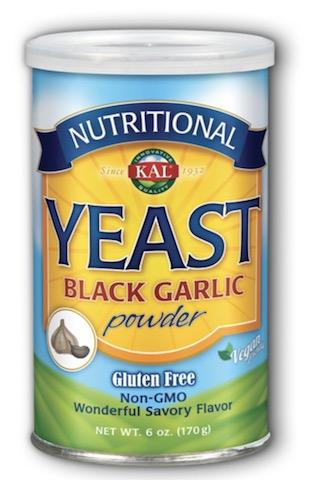Image of Nutritional Yeast Black Garlic Powder