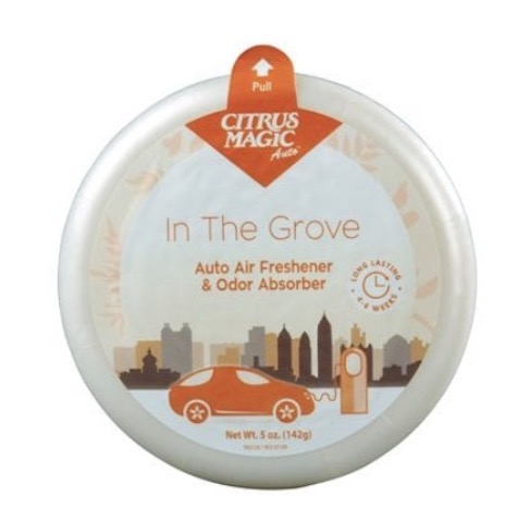 Image of Auto Air Freshener Solid In the Grove
