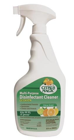 Image of Multi-Purpose Disinfectant Cleaner Citrus