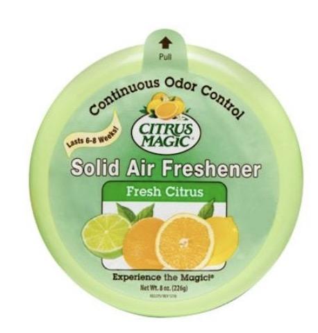 Image of Air Freshener Solid Fresh Citrus