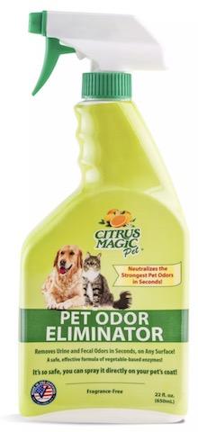 Image of Pet Odor Eliminator Spray
