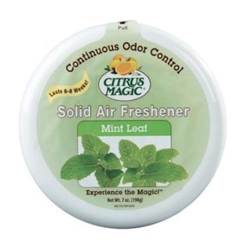 Image of Air Freshener Solid Mint Leaf