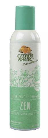 Image of Air Freshener Spray ZenScents Aromatherapy Zen