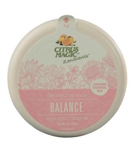 Image of Air Freshener Solid ZenScents Aromatherapy Balance