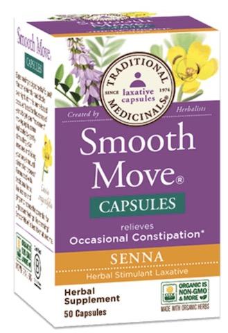 Image of Smooth Move Capsules (Senna)