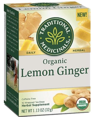 Image of Lemon Ginger Tea