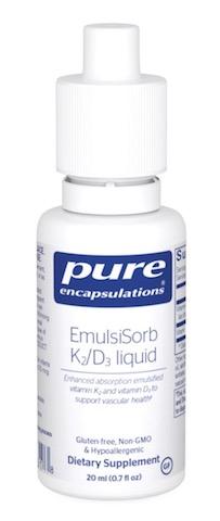 Image of EmulsiSorb K2/D3 liquid 25/90 mcg