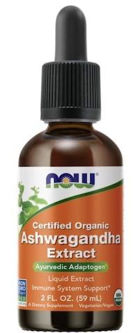 Image of Ashwagandha Extract Liquid Organic