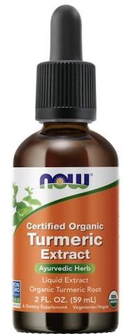 Image of Turmeric Extract Liquid Organic