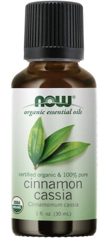 Image of Essential Oil Cinnamon Cassia Organic