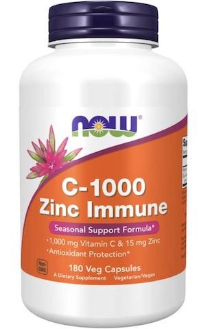 Image of C-1000 Zinc Immune 15 mg
