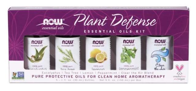 Image of Essential Oil Kit Plant Defense