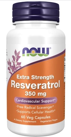 Image of Resveratrol 350 mg Extra Strength