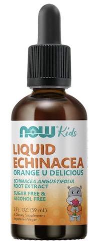 Image of Echinacea Liquid for Kids Orange