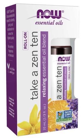 Image of Essential Oil Blend Take a Zen Ten Roll-On