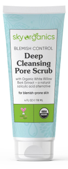 Image of Blemish Control Deep Cleansing Pore Scrub