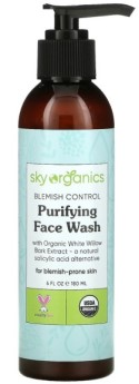 Image of Blemish Control Purifying Face Wash