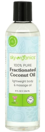 Image of Fractionated Coconut Oil