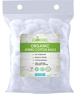 Image of Organic Cotton Balls