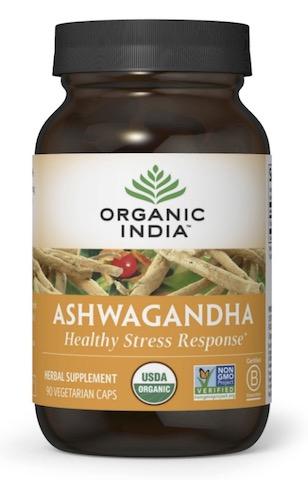 Image of Ashwagandha 400 mg Organic