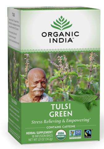 Image of Tulsi Green Tea