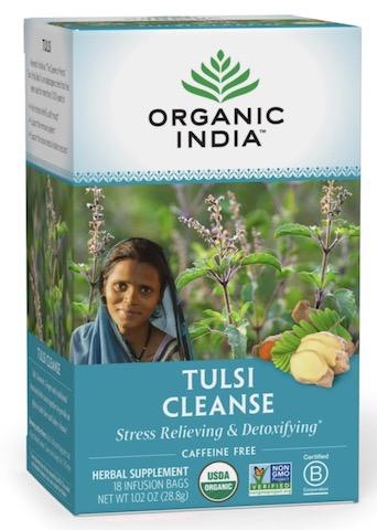Image of Tulsi Cleanse Tea