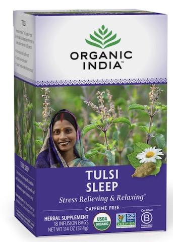 Image of Tulsi Sleep Tea